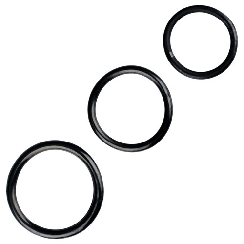 Cock Ring Triple Pack