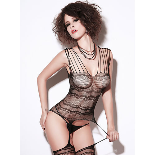 Sophisticated Siren Bodystocking
