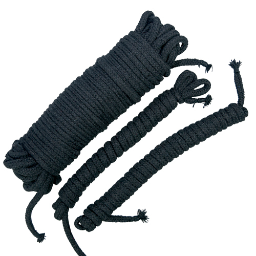 Bad Kitty Bondage Ropes Set - Bondara