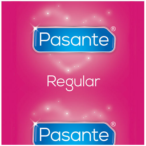 Pasante Regular Condoms Loose