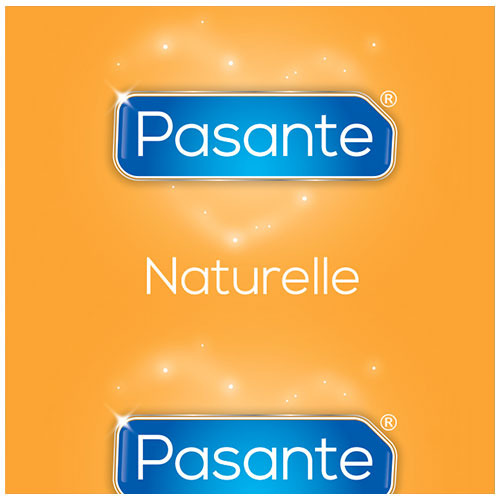 Pasante Naturelle Condoms Loose