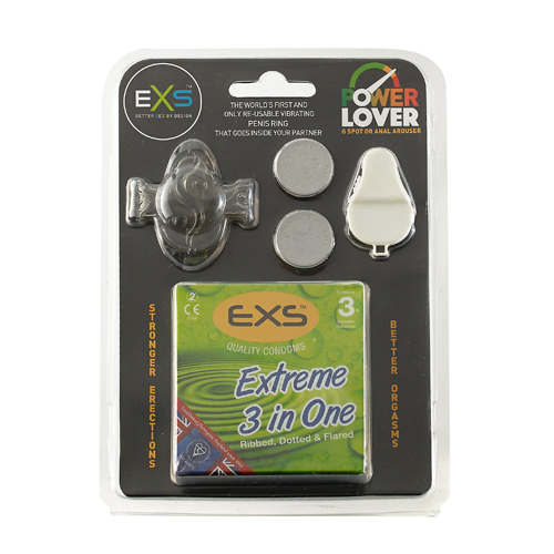 EXS GLover Vibrating Ring