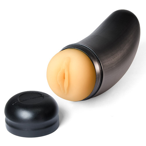 Black Bean Male Masturbator Cup