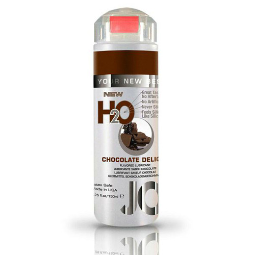 Jo H2O Waterbased 150ml Lubricant Chocolate