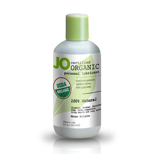 Jo Organic Personal Lubricant