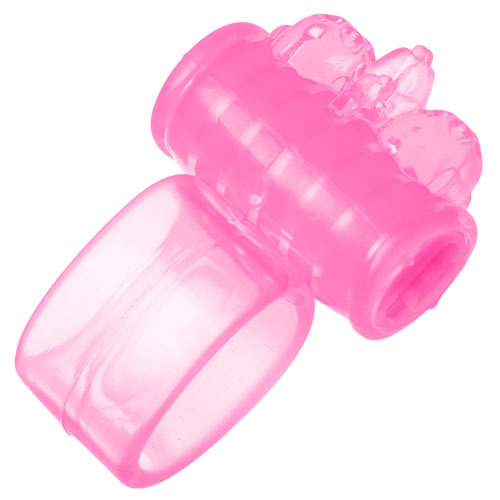 Passion Pink Finger vibrator