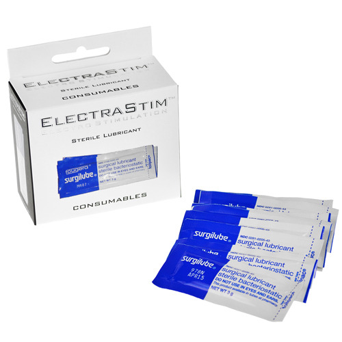 Electrastim Sterile Lubricant Sachets Pack of 10