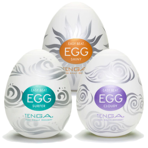 Tenga Egg Summer