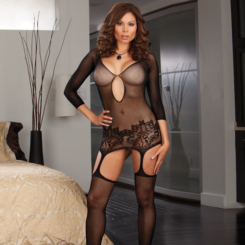 Dreamgirl Istanbul Queen Bodystocking
