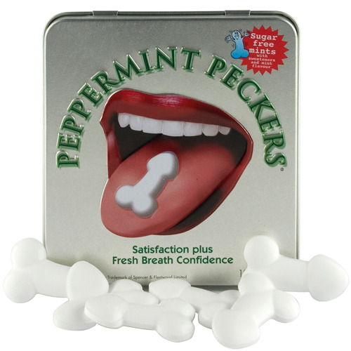 Peppermint Peckers
