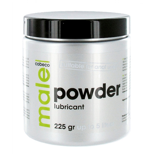 Platinum Male Powder Lubricant 225g