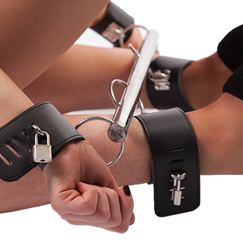 Wrist to Ankle Spreader Bar Restraint